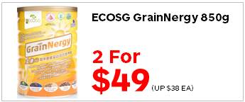 EcoSG Grainnergy 850g 2for4900