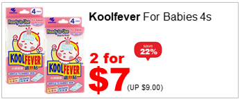 Koolfever Baby 4s 2for7
