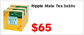 Ripple Mate Tea 30s x 3 6500