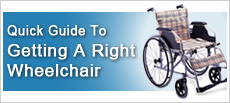 Choosing Wheelchair