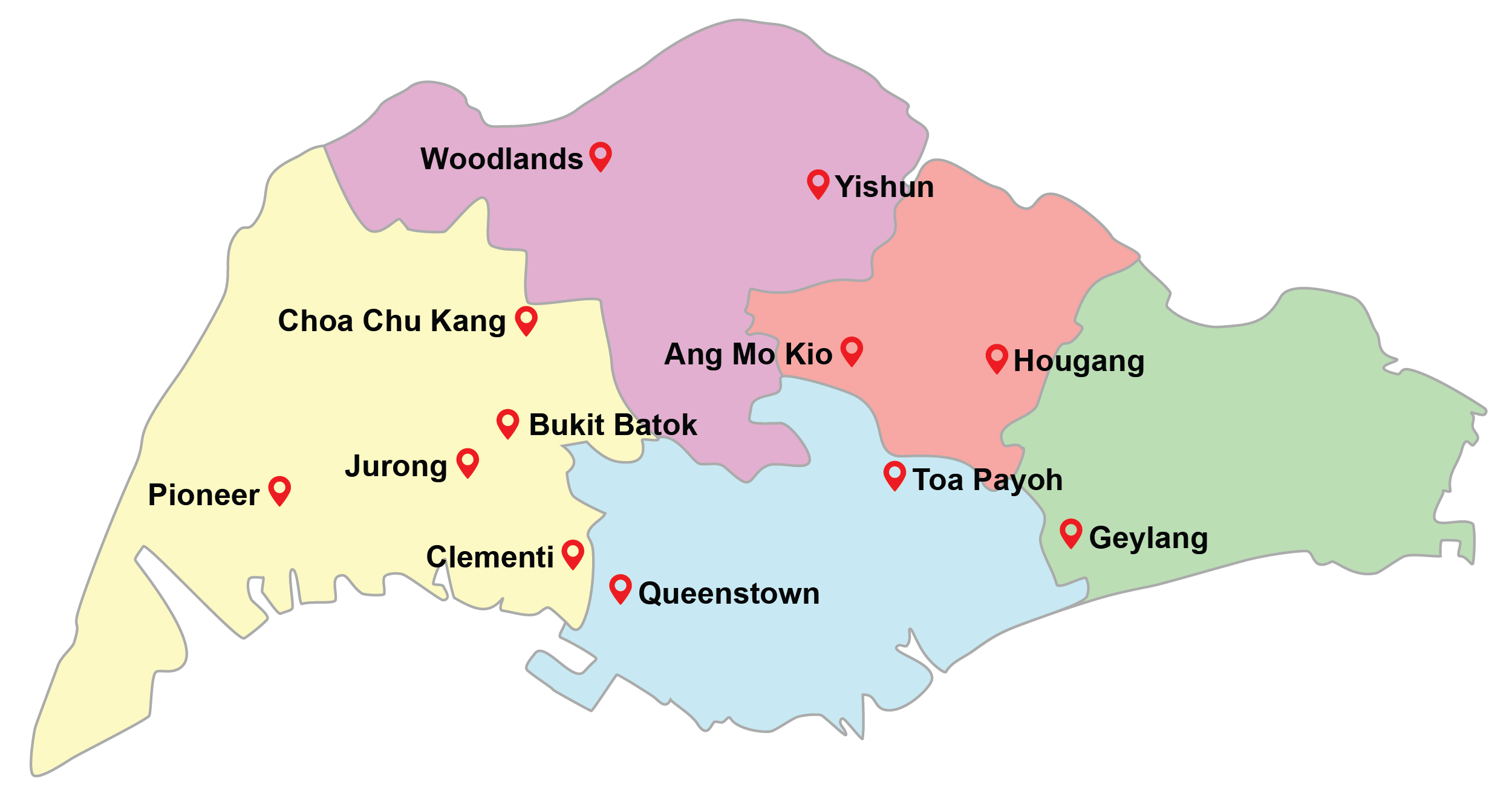 NHGPH Location Map