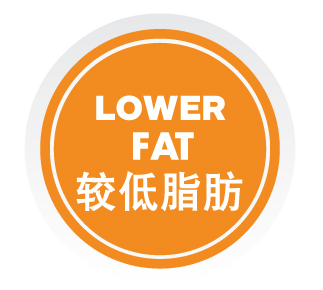Lower Fat Orange