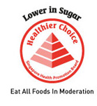 Lower in Sugar