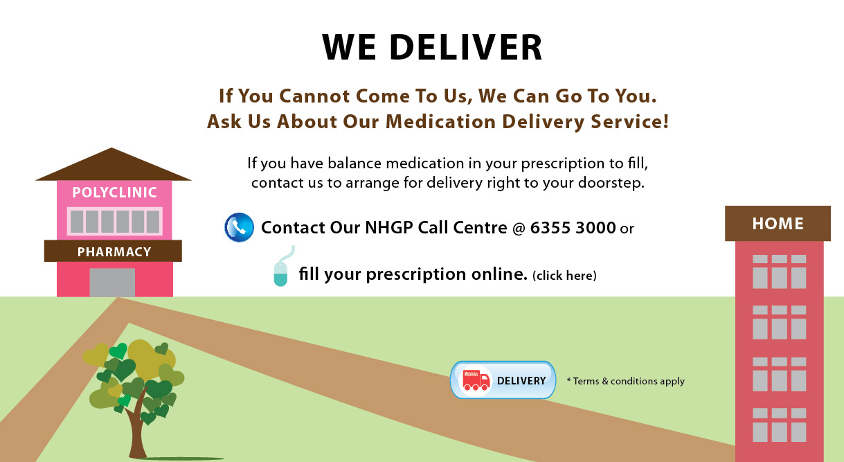 Medication Delivery Service