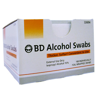 Long Term Effects Of Smoking >> Alcohol Swab 100s - NHG Pharmacy