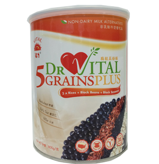 Dr Vital 5 Grains Plus 800g B_635572803903488758.jpg