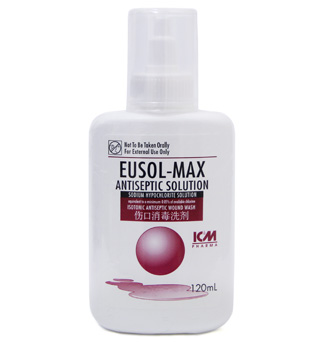 how to use eusol solution