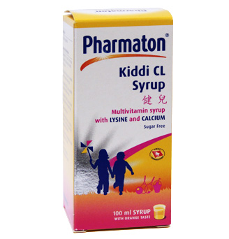 Kiddi Cl Syrup 100ml Nhg Pharmacy